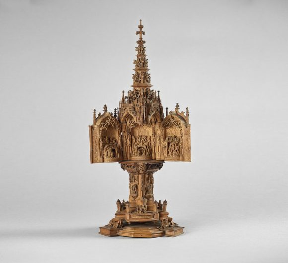 世紀に木で作られた驚愕のマイクロ彫刻! betterdayz